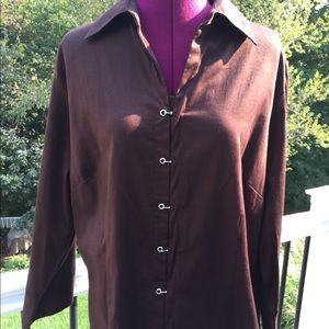 Dress Barn new with tags ladies blouse